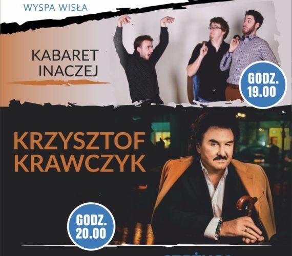 Krzysztof Krawczyk – koncert / Kabaret Inaczej / WYSPA WISŁA