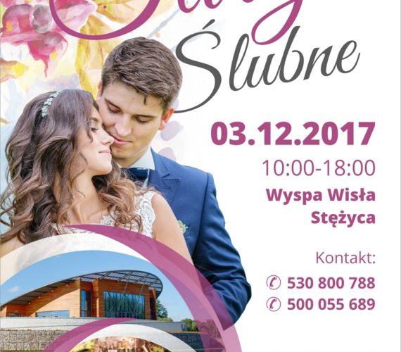 Targi ślubne – 3 grudnia 2017 / Wyspa Wisła