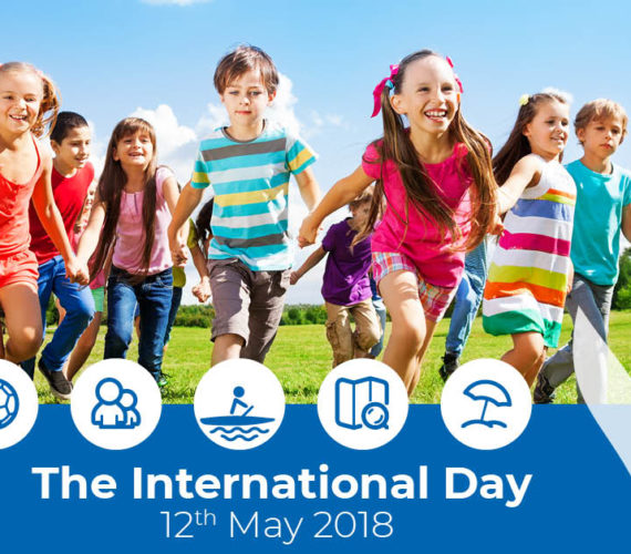 The International Day 12th May 2018 12.00 – 14.30