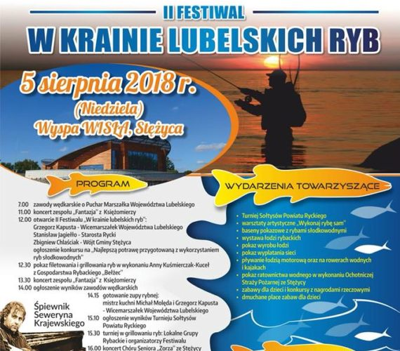 II Festiwal W KRAINIE LUBELSKICH RYB