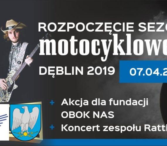 Ogólnopolskie Rozpoczęcie Sezonu Motocyklowego Dęblin 2019