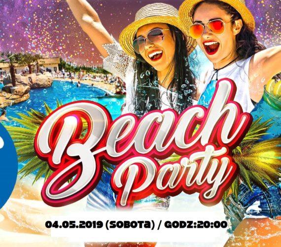 Beach Party Majówka / Dj Marcus / Wyspa Wisła