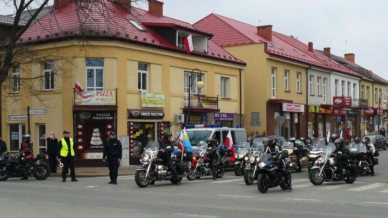 Zlot -10 lecie Grupy Motocyklowej Delta Dęblin